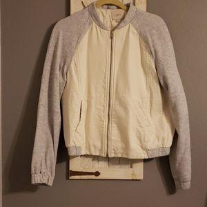 Loft Varsity Jacket Size L